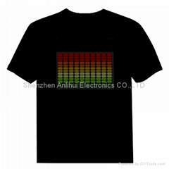 EL T-shirt for Disc Over 200 Design in Stock Mix-wholesale Acceptable