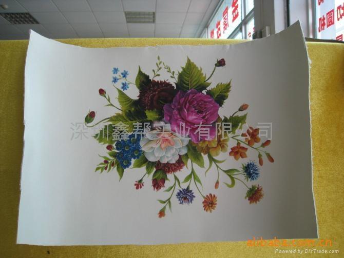 PU皮料工藝盒印刷機 3