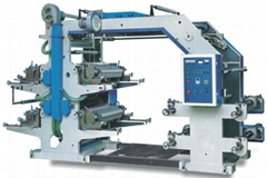 YT Series 4-Color Flexographic Printing Machine