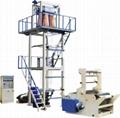 High-speed H/LDPE film extrusion machine