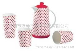 5件套带杯冷水壶套装 3