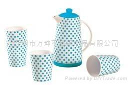 5件套带杯冷水壶套装 4
