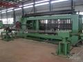 gabion machines, heavy hexagonal netting making machine 4