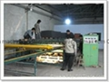 welded mesh fence machine