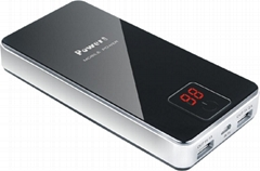 Big capacity power bank VTB-28 10000mAh with 2 USB port