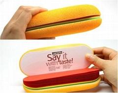 Hotdog Memo pad