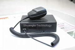 High quality vehicle mounted GPS intercoms terminal device