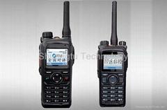 New developing long range handheld walkie talkies or two way radios