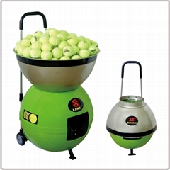 tennis ball machine with CE certification SS-K2-8