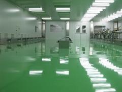 環氧樹脂平塗地坪