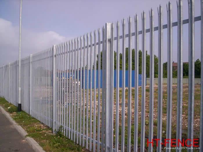 铁艺护栏 4