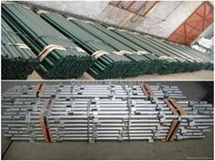 galvanized kwiksage scaffolding standard