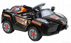 2013 New Model Ferrari Style Electric Car Four Wheels Car Toys baby car ride on