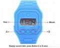 OPS Silicone Digital Watch (Hot Product - 1*)