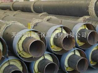 鋼套鋼蒸汽保溫管 4