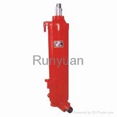 Single-action Piston Type Hydraulic Cylinder