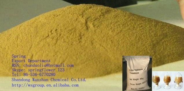Sodium Naphthelene Formaldehyde Sulfonate 1