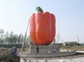 大型蔬菜雕塑 4