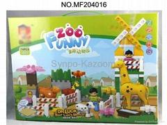 74 PCS Bricks Toy