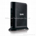 4-port wireless ADSL2+ Router P-660HN-T1A