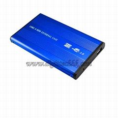 "USB 2.0 2.5"" SATA HARD DISK DRIVE CASE Enclosure"