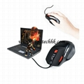 Wired Gaming Optical Mouse Mice 800/1200/1600DPI for PC