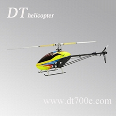 Battery Power 700 Class RC Helicopter CF700E