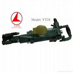 YT28 rock drill