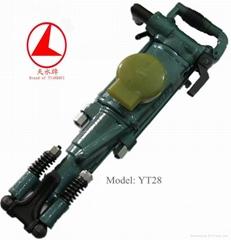 YT28rock drill