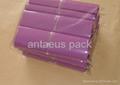 poly mailer bag courier bag spraying bar code  2
