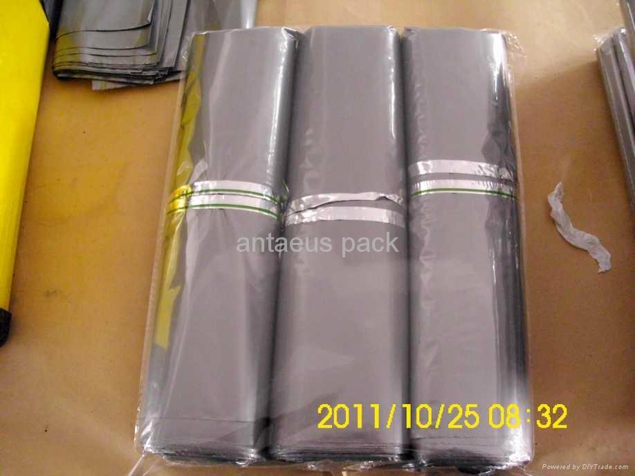 poly mailer bag courier bag spraying bar code  3