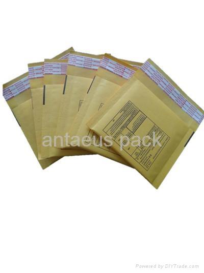 Kraft Paper Bubble Bag Express Bags 1