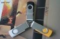 Rotate USB Flash drive
