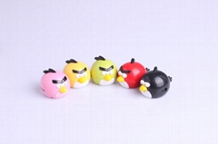 Hotsale Promotion Cute birds mini Mp3 player