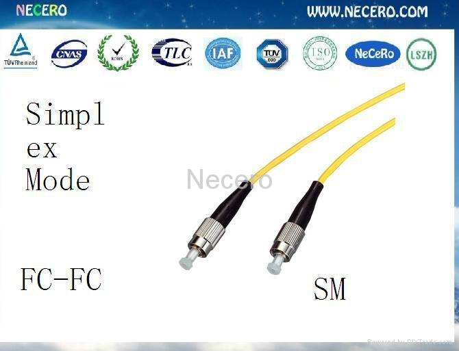Optical fiber patch cord 2