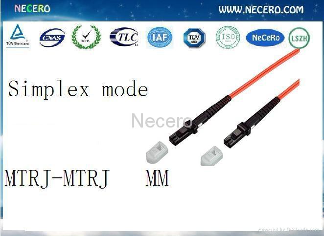 Optical fiber patch cord 4