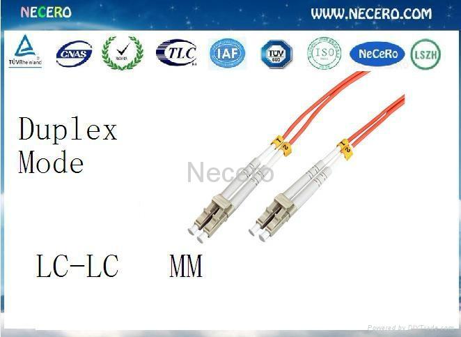 Optical fiber patch cord 5
