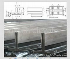 elevator part/guide rail