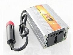 150W USB Car Power Inverter Adapter DC 12V to AC 220V usb car charger