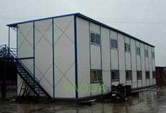 平頂型活動板房