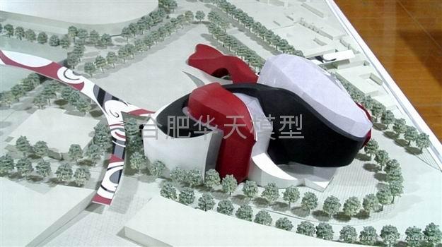 淮南沙盘模型 3