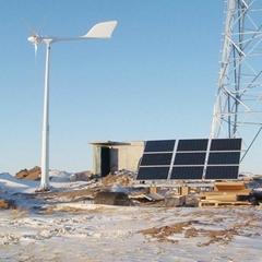 wind-solar hybrid sytem