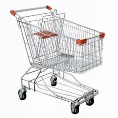 supermarket shopping trolley 60-240L