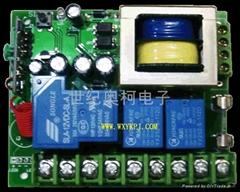 220V电机正反转控制器