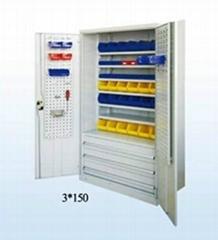 Non-standard tool locker