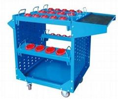 Tool Rack Cart