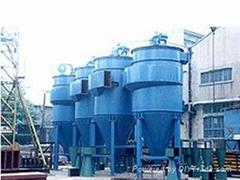 恆億環保微震反吹扁袋除塵器除塵效率大於99.5%