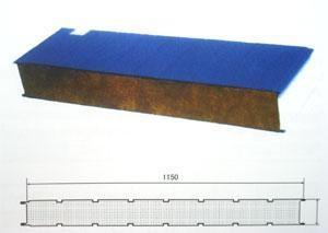 防水防火岩棉复合板 1