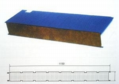 防水防火岩棉復合板