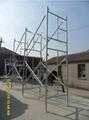 Steel Ladder Frame Scaffolding (flip